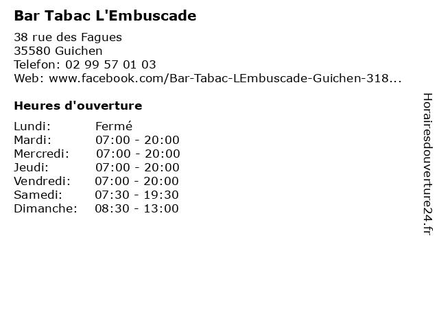 UPS Access Point à GUICHEN: adresse et heures d'ouverture