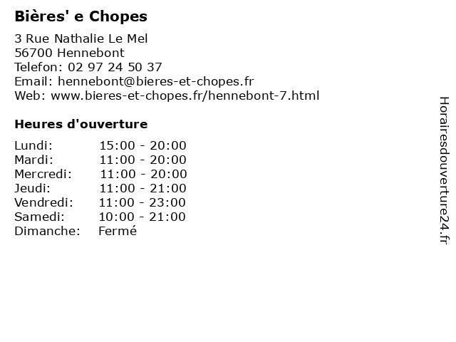 Dpam à Hennebont: adresse et heures d'ouverture