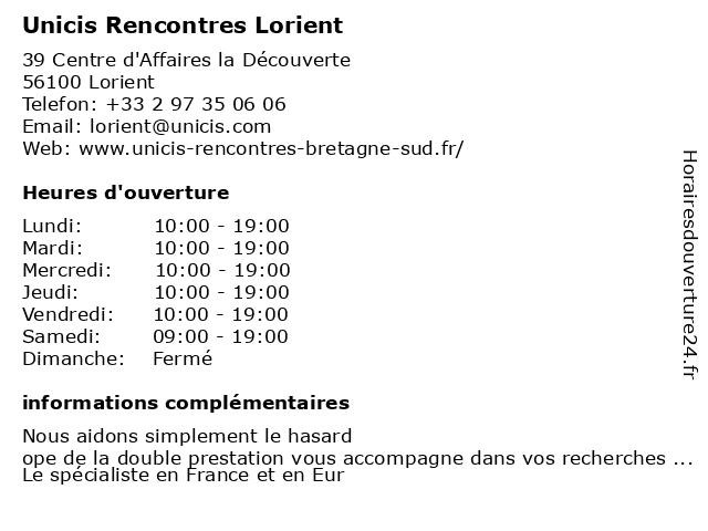 Agence Rencontres A Hennebont