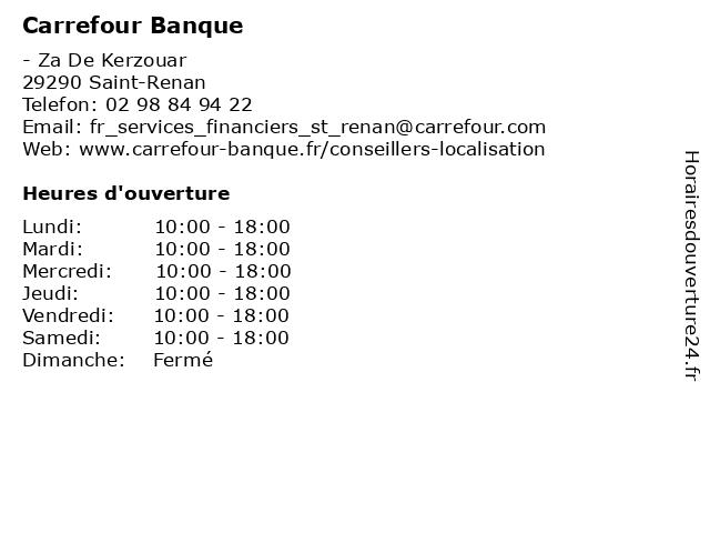 Carrefour Contact à Milizac-Guipronvel: adresse et heures d'ouverture