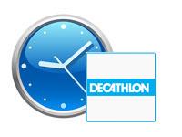 Horaires d'ouverture Décathlon