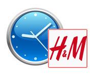 Horaires d'ouverture H&M