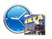 Horaires d'ouverture Ikea