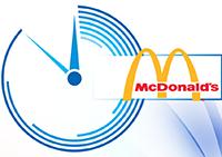 Horaires d'ouverture McDonald's